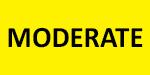 Moderate EAS Level Icon
